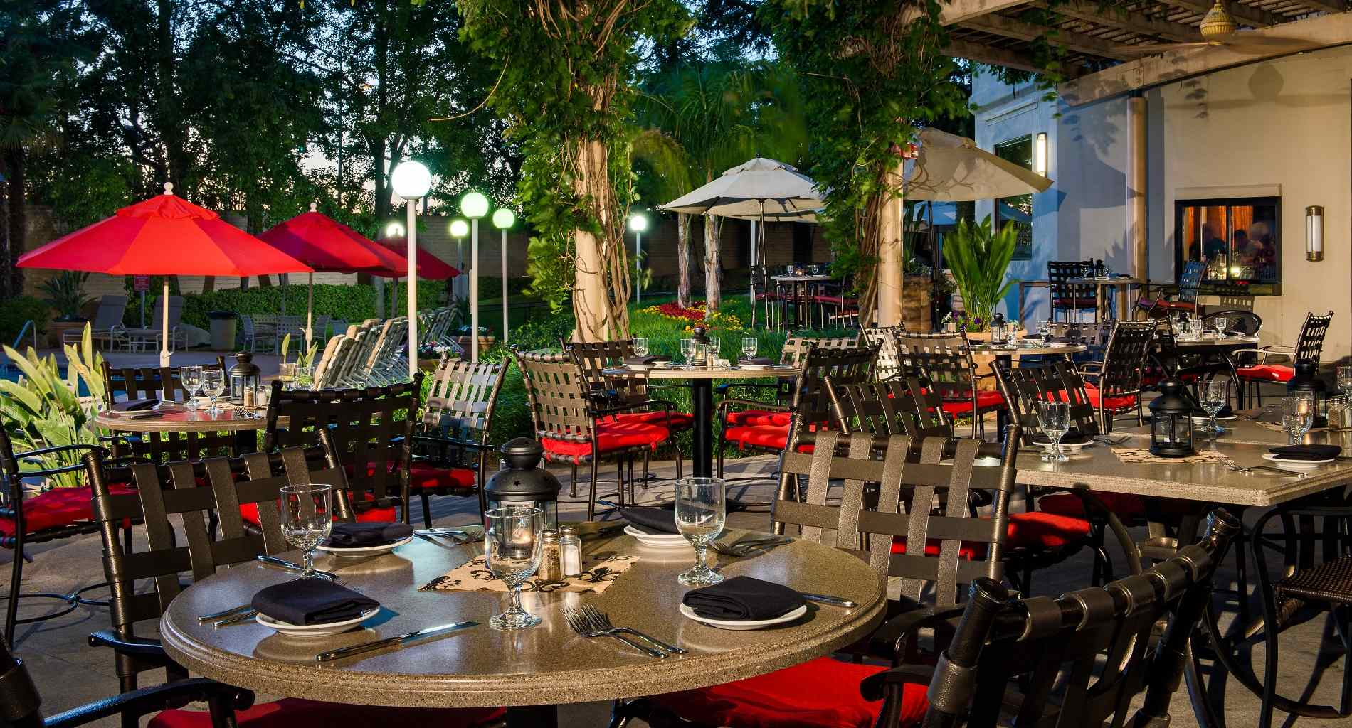Join Us For A Relaxing Meal At The Formaggio Located Inside Sacramento Marriott Rancho Cordova